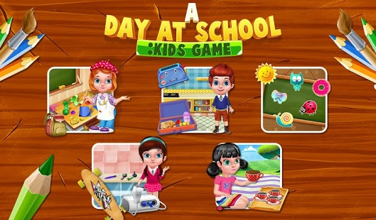 Unit 1: A Day At School