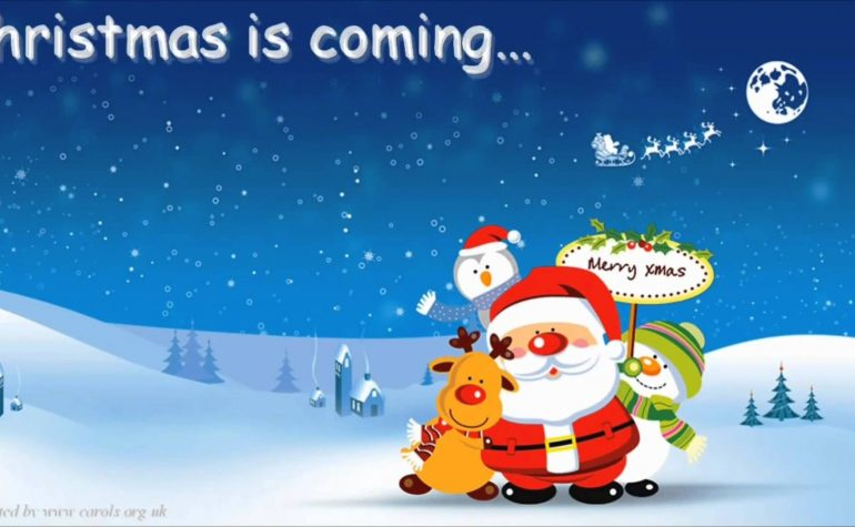 Unit 8: Christmas is Coming!