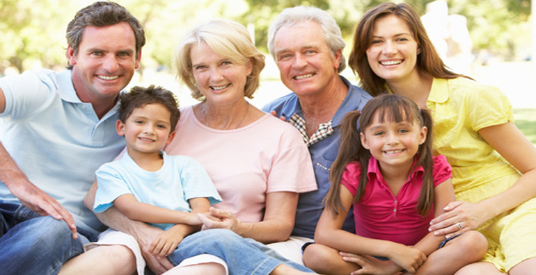 Unit 1: Your Family – Daily English 519 – Describing Family Relations