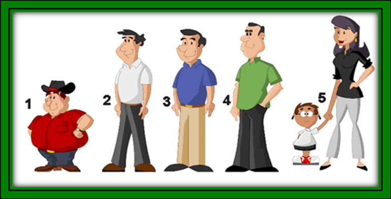 Unit 8: Describing people's apperance- Daily English 774 – Describing Height and Build