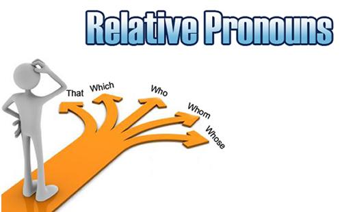 Relative Pronouns (Đại từ quan hệ)