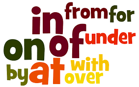 Lesson 11:  Prepositions