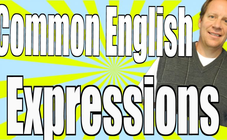Commonly used Toeic Expressions