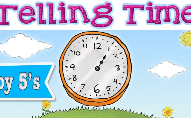 Lesson 17: Telling Time