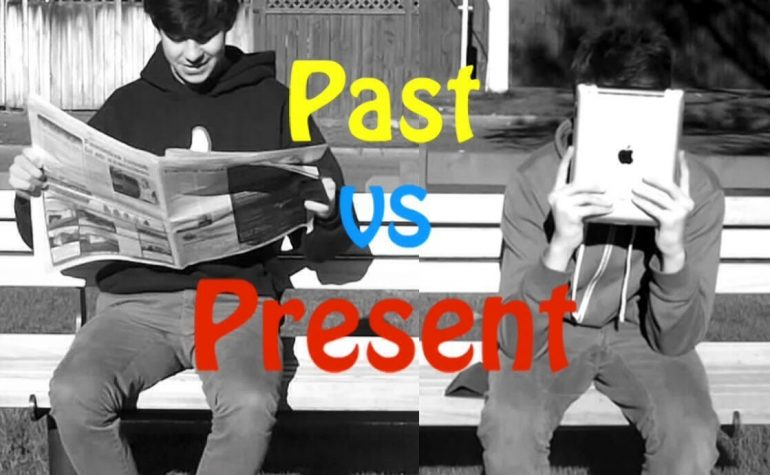 Lesson 33: Present vs. Past