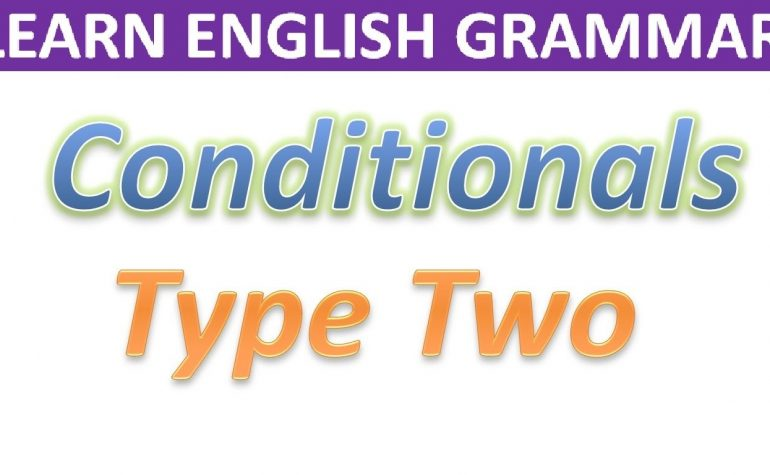 Conditional sentences 2