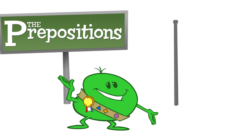 Preposition – To