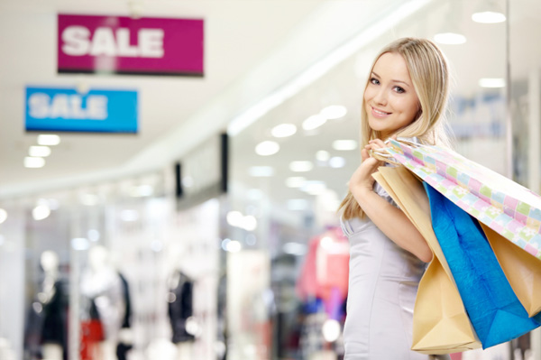 Unit 5: Stores and Shopping- Daily English 77 – Shopping at the Mall