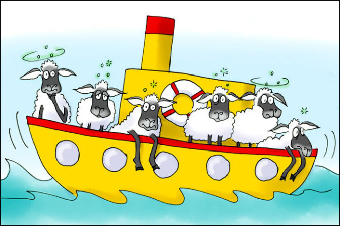 Unit 3: Ship vs sheep và học âm /i/, /i:/