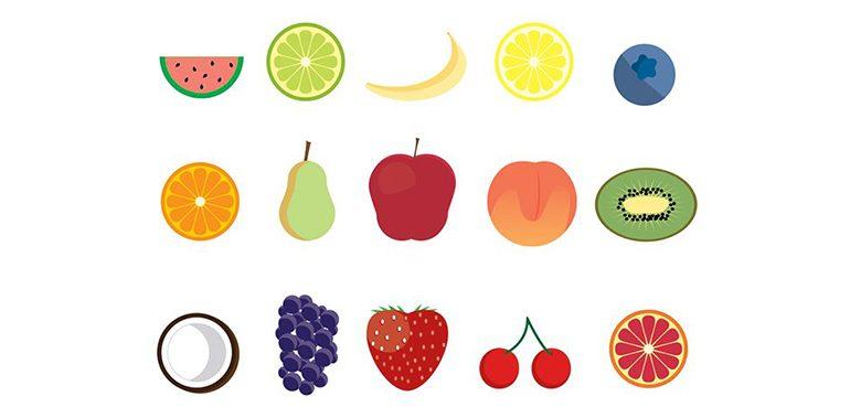 Unit 8: Từ vựng hoa quả l l Fruits