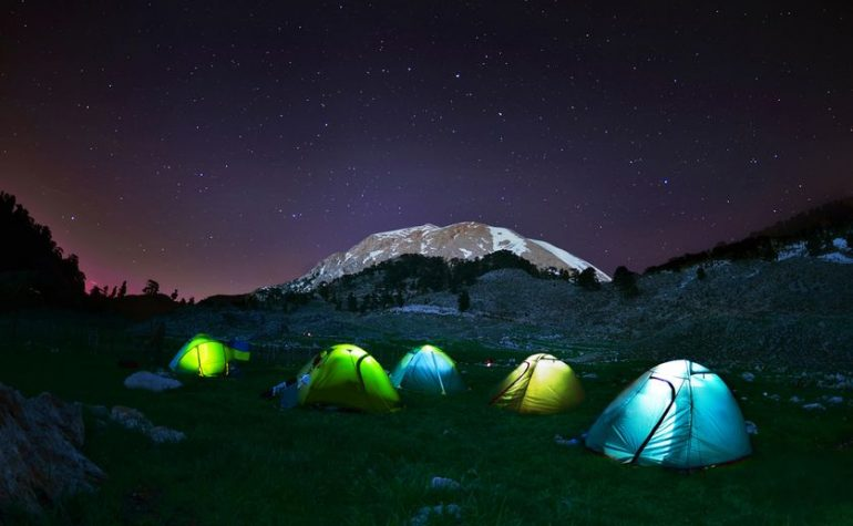 Unit 7: Camping Under the Stars