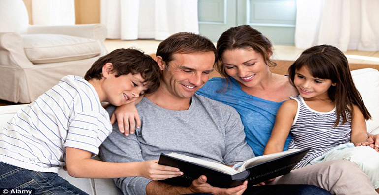 Unit 2 Raising a family- Daily English 539 – Spending Time with Family