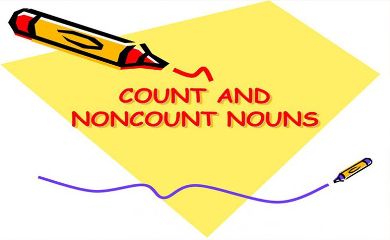 Lesson 19: Count and Noncount Nouns