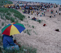 people at beach 2